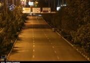 تغییر ساعت منع تردد شبانه تکذیب شد