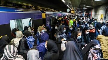 دو پیشنهاد ویژه برای درامان ماندن از کرونا در مترو