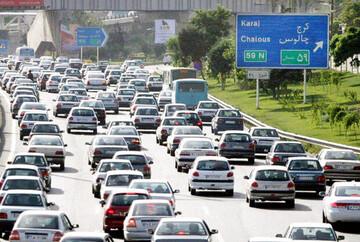 وضعیت ترافیکی راههای کشور امروز ۲۱ مرداد ۱۴۰۰ / ترافیک کدام جادهها سنگین است؟