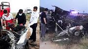 آتش گرفتن پرشیا در قزوین / ۳ نفر زنده زنده سوختند