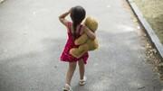 ویدیو هولناک از لحظه نجات کودک ده ماهه از خفه شدن توسط دختربچه ۸ ساله