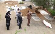 سختترین و عجیبترین روز بهشت زهرا در  ۵۱ سال اخیر!/ آمار فوتیها کرونا در بهشت زهرا رکورد زد