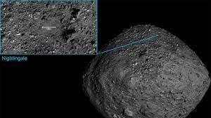 خطر برخورد سیارک بنو به زمین
