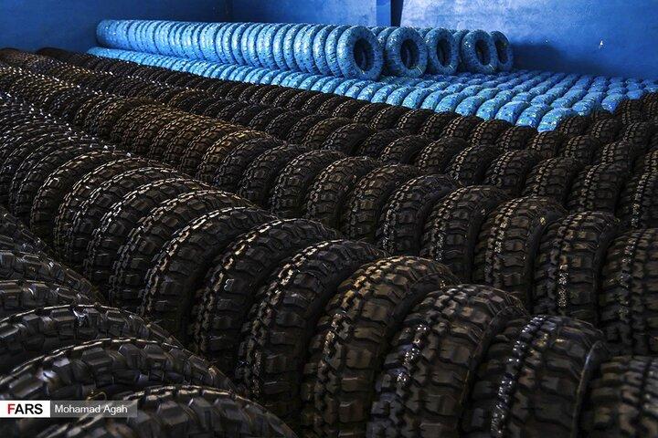 تایر هم گران می شود / تولیدکنندگان خواستار افزایش قیمت لاستیک هستند