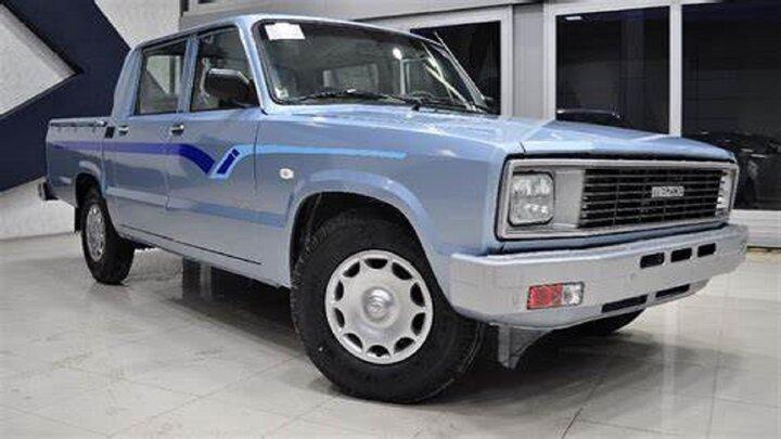شرایط ثبت نام خودروی وانت کارا ۲۰۰۰ سی سی برای فردا ۲۴مرداد ۱۴۰۰ + قیمت