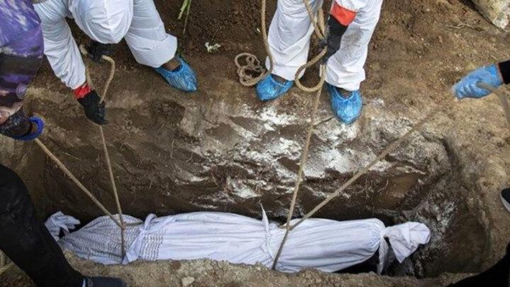 اتفاق هولناک در بهشت زهرای تهران /  رکورد فوتی های کرونایی شکسته شد