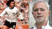 بازیکن افسانه ای فوتبال آلمان درگذشت