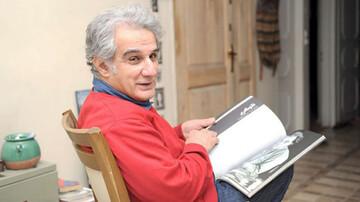 مهدی هاشمی در کنار همسر دومش / عکس