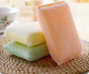 چند روش ساده برای ضدعفونی کردن اسکاچ ظرفشویی