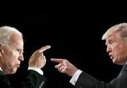 ترامپ: زمان آن رسیده که بایدن با شرمندگی استعفا کند