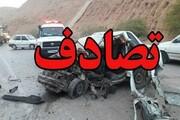 ۲ کشته در سوانح رانندگی در جادههای زنجان