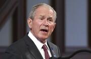 درخواست جورج بوش از بایدن درباره افغانستان