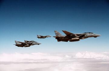 فیلمی از لحظه سقوط هولناک هواپیمای نظامی در روسیه
