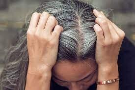 روشهای خانگی سیاه کردن موهای سفید