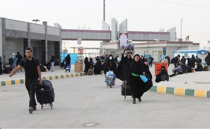 بازگشایی مرزهای عراق