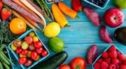 مواد غذایی مناسب برای جلوگیری از کمآبی بدن