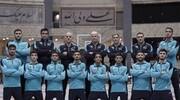 قهرمانی مقتدرانه تیم کشتی جوانان ایران در جهان