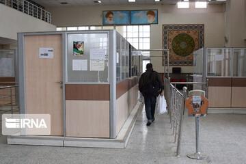 ممنوع شدن تردد مسافران از مرز مهران