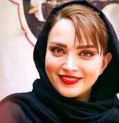 پست بازیگر زن مشهور سینما برای محرم / عکس