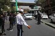 ممنوعیت تردد کامیونها تا پایان مراسم شام غریبان در معابر پایتخت