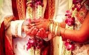 طلاق عروس بیچاره در شب عروسی توسط داماد دیوانه جنجالی شد! / عکس