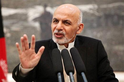 اشرف غنی: ترک کابل سختترین تصمیم زندگیام بود؛ از مردم عذرخواهی میکنم