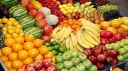 قیمت انواع میوه و صیفی در میدان مرکزی ترهبار تهران
