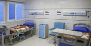 بهرهبرداری از هفتمین بیمارستان پیشرفته تنفسی ارتش در رشت