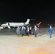وزیر خارجه ژاپن به تهران آمد