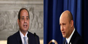 سفر نخستوزیر رژیم صهیونیستی به مصر طی هفته جاری