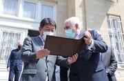 روایت ظریف از دیدارش با وزیر امور خارجه ژاپن / عکس