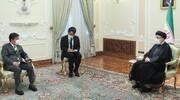 ارتباط با ژاپن و توسعه مناسبات دوجانبه برای ایران دارای اهمیت بالایی است / ما به همه تعهدات خود در برجام پایبند بودهایم