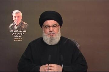 نصرالله: دومین کشتی سوخت به زودی از ایران حرکت میکند