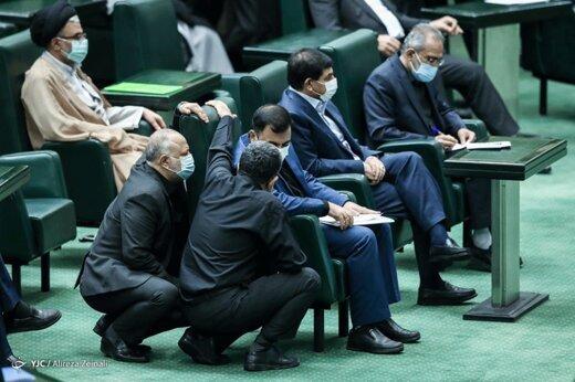 ادعای نماینده مجلس: وزیر پیشنهادی ورزش نفوذی مهرعلیزاده است / فیلم