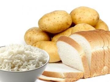 نان بخوریم چاق میشویم یا برنج؟