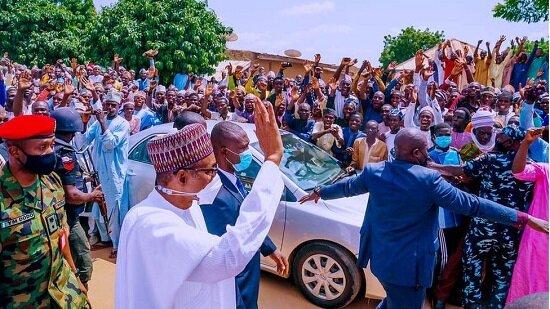 عروسی تجملاتی پسر رییسجمهور نیجریه / تصاویر