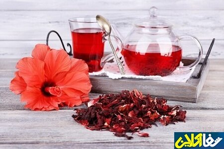 پیشگیری از پیری پوست با مصرف این چای خوشمزه!
