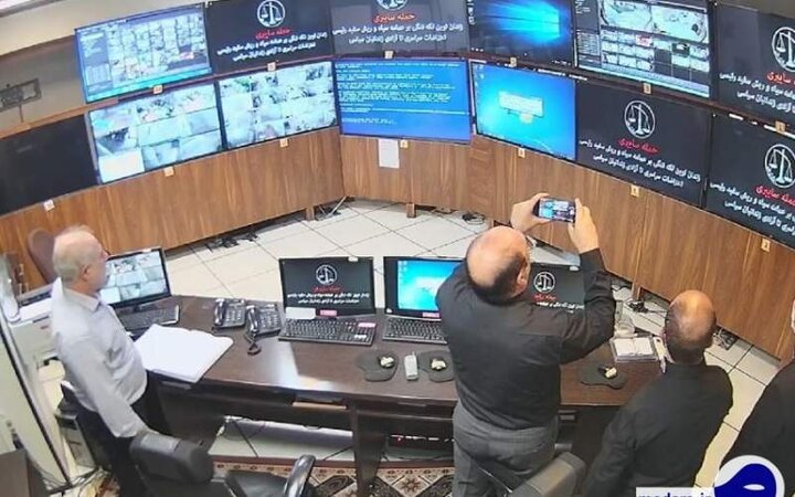 ماجرای هک دوربینهای زندان اوین چیست؟