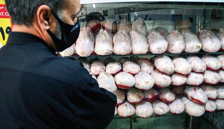 قیمت هر کیلو مرغ در تهران از ۴۳ هزار تومان گذشت!