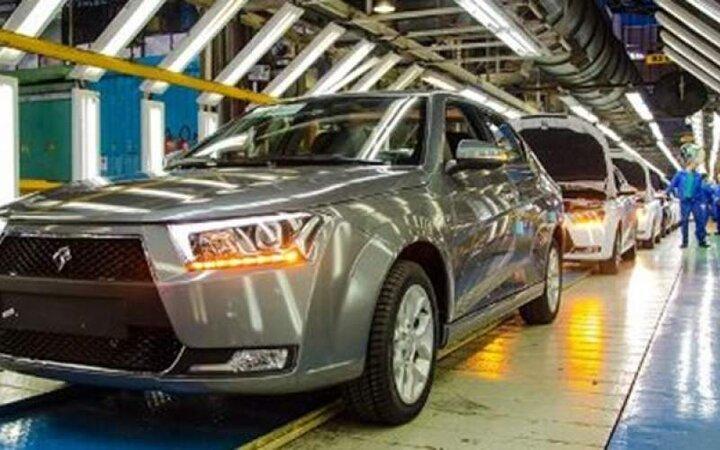 قیمت کارخانهای محصولات ایران خودرو برای شهریور ۱۴۰۰ اعلام شد / جدول