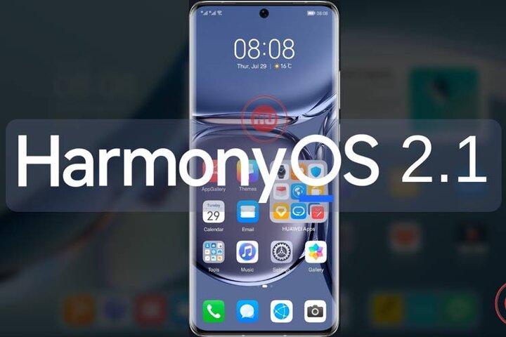 هواوی سیستم عامل هارمونی ۲.۱ را ماه آینده به صورت رسمی معرفی میکند