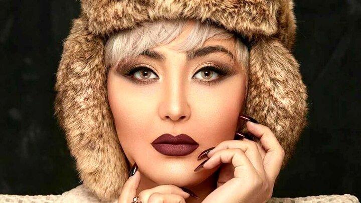 رونمایی خانم بازیگر از سگ میلیونی اش! / عکس