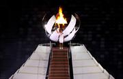 ویدیو تماشایی از لحظه روشن شدن مشعل پارالمپیک توکیو