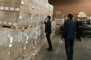 فاسد شدن ۵٠٠ تن سرم پس از پنج سال خاک خوردن در انبار گمرک! / فیلم