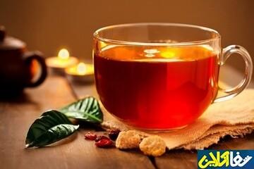 کاهش خطر سکته قلبی با مصرف چای سیاه + فواید و مضرات