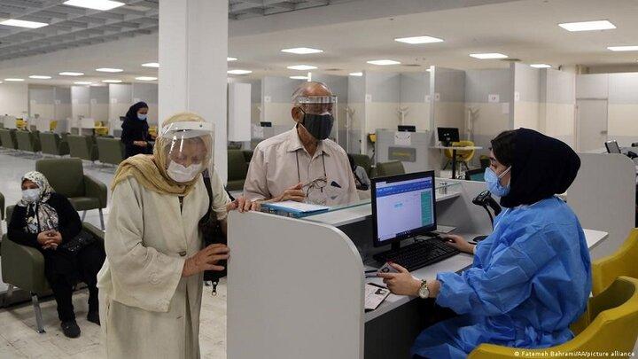 آخرین آمار واکسیناسیون کرونا در تهران از زبان زالی