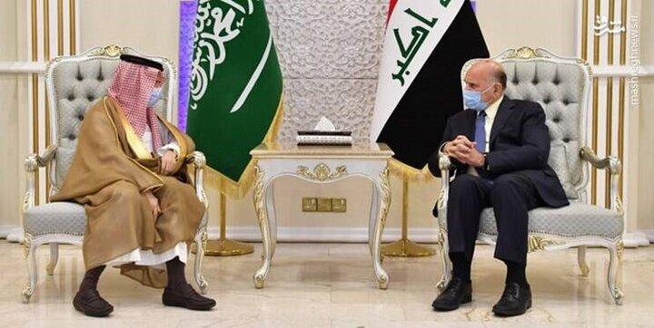 وزیر خارجه عربستان به اجلاس بغداد میرود