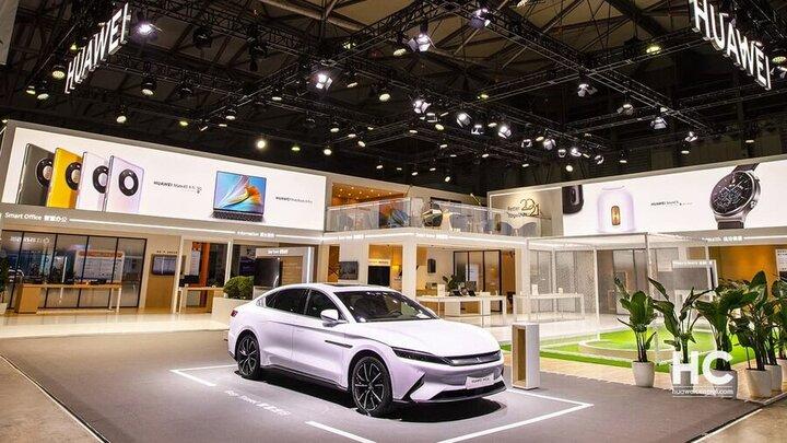 هواوی موفق به دریافت مجوز از آمریکا برای خرید تراشه خودروهای هوشمند شد