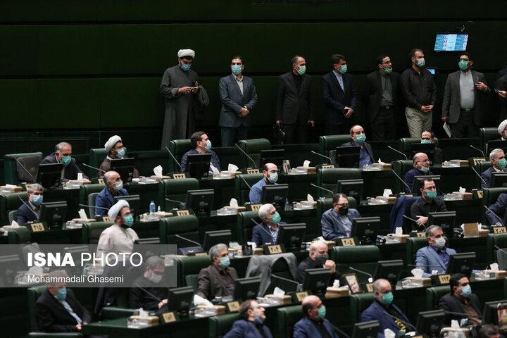 آغاز رأی گیری مجلس برای کابینه پیشنهادی دولت سیزدهم