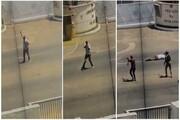 ویدیو هولناک از لحظه حمله مسلحانه به سفارت فرانسه در تانرانیا
